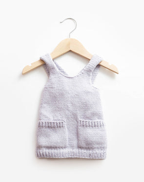 Kids Tank Top Knitted Pattern
