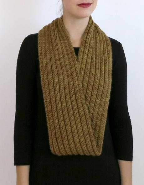 Double Wrap Cowl – Cocoknits