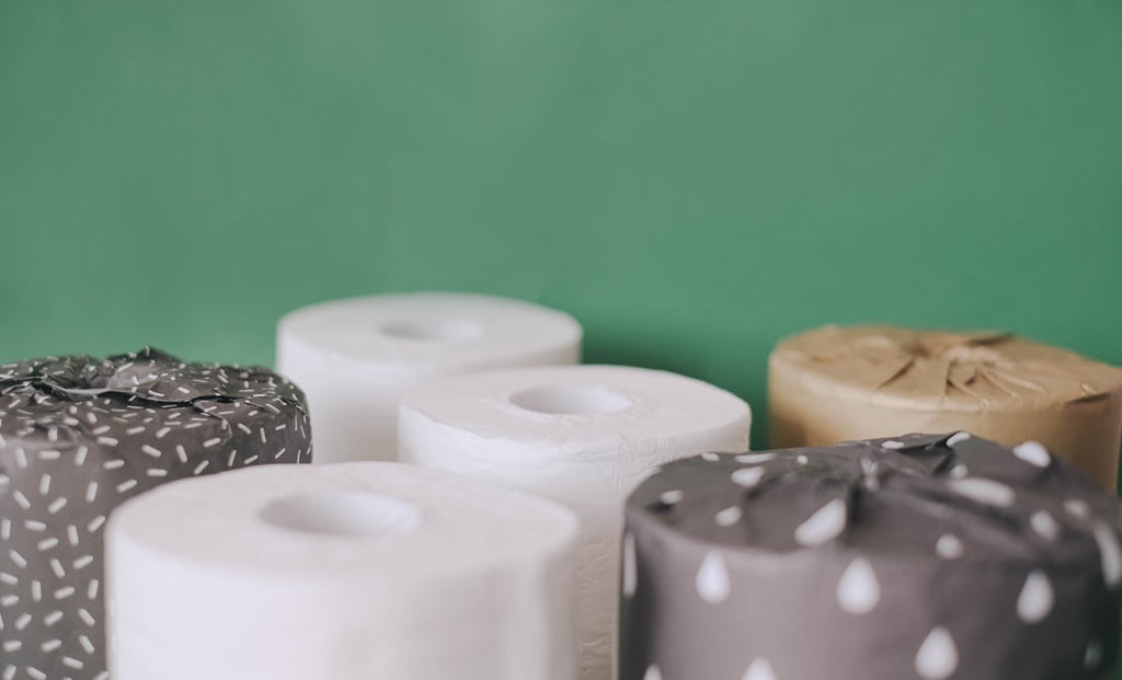 No toilet paper in the shops? There are alternatives
