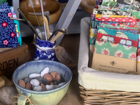 Chocolate pebbles will be on offer at the Axe Vale Show 2019