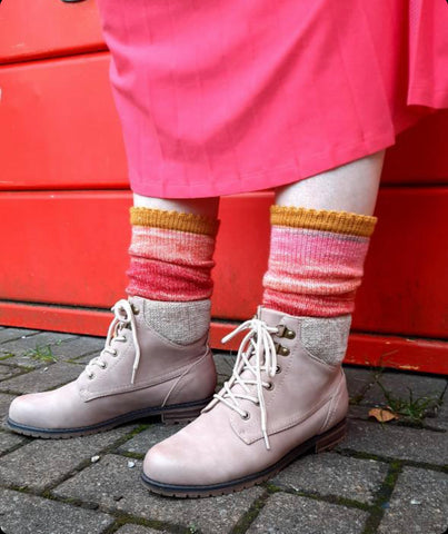 Swizzle Socks come in stylish colours