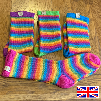 Firework Socks - Swizzle and friends