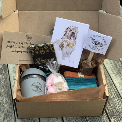 The 'Hug in a Box' Gift Pack - Swizzle and friends