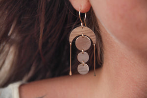 The Cascade Earrings
