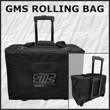 Load image into Gallery viewer, GMS Rolling Bag