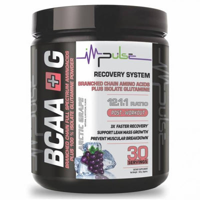 BCAA plus Glutamine in Artic Grape Flavor | The Good Protein
