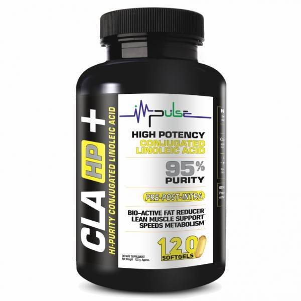 CLA 2,000 MG 95% Purity (120 Softgels) | The Good Protein