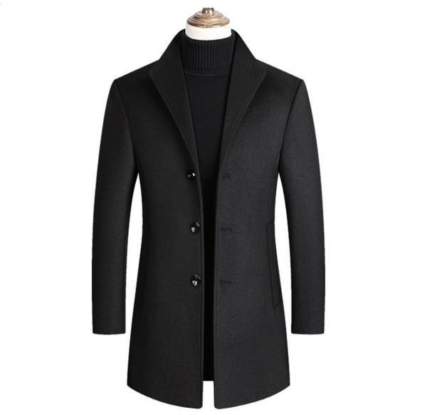 CHOOSEN ANTON CASHMERE COAT