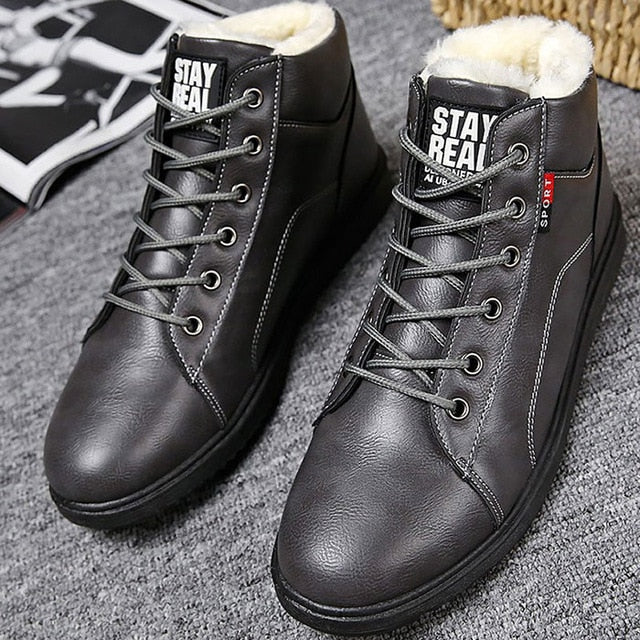 CHOOSEN ALISTER WINTER SNOW BOOTS
