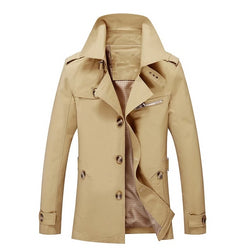Classic Trench Coat (5 colors)