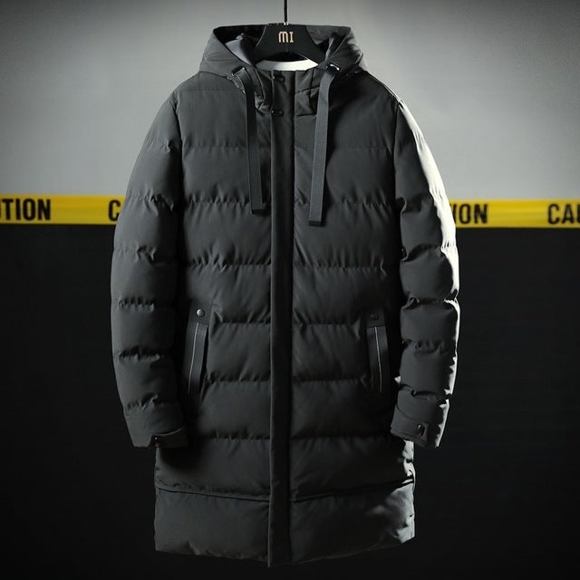 CHOOSEN ADRIAN WINTER HOODED COAT