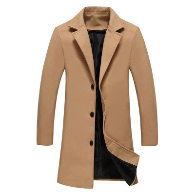 CHOOSEN BRYCE CLASSIC COAT (8 colors)