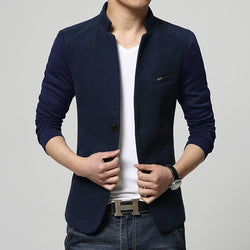 Men's Light Woolen Blazer