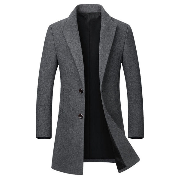 CHOOSEN DAVID CASHMERE COAT