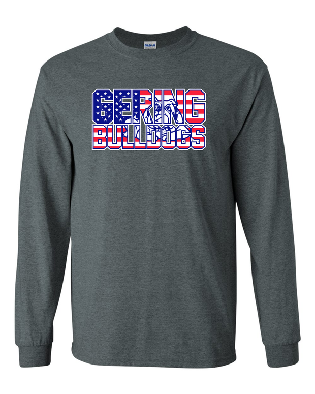 Gildan Unisex Long Sleeve Tee