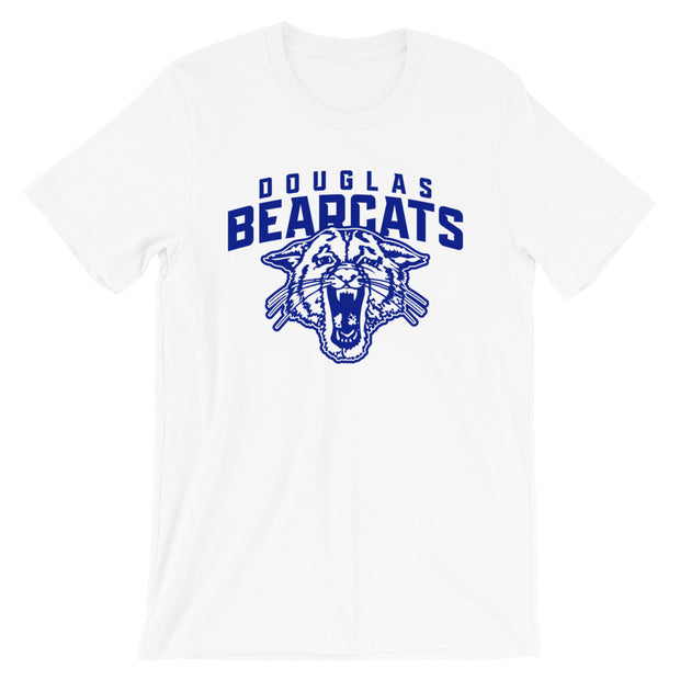 Traditional Bearcat Short-Sleeve Unisex T-Shirt