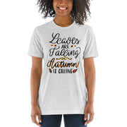 Leaves are Falling Short sleeve t-shirt
