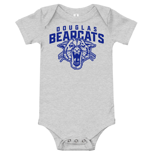 Traditional Bearcats Grey Onsie