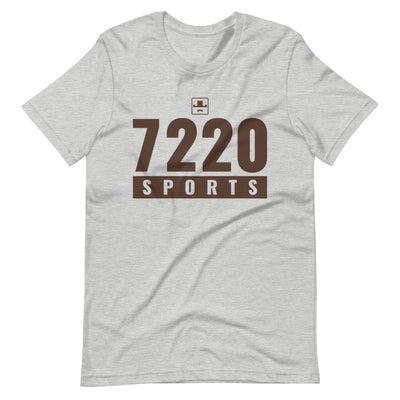 7220sports Bold Short-Sleeve Unisex T-Shirt
