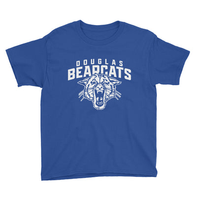 Traditional Bearcat Youth Short Sleeve T-Shirt