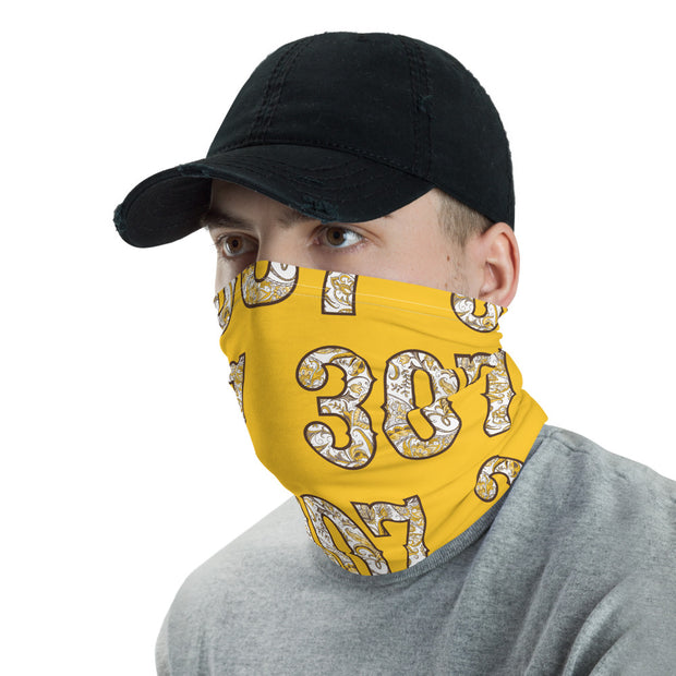 Paisley 307 Strapless Facemask