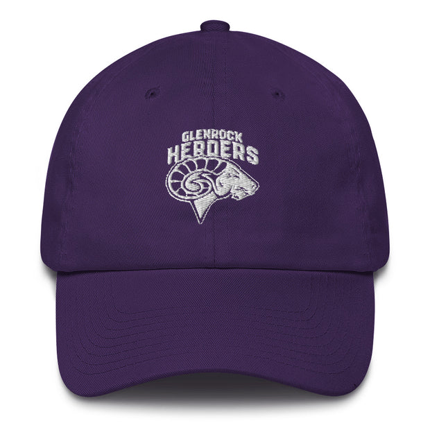 Traditional Glenrock Herders Cotton Dad Cap