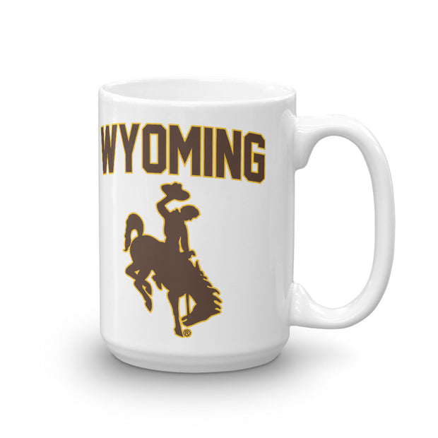 Traditional Wyoming Mug