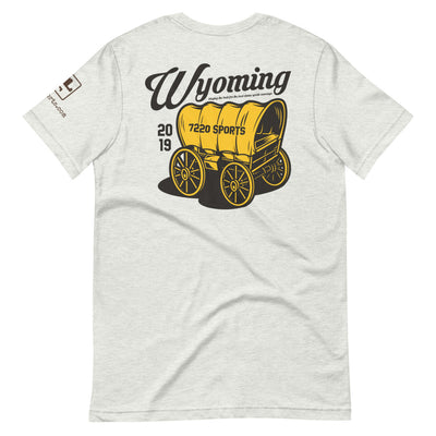 Blazing the Trail 7220sports Short-Sleeve Unisex T-Shirt