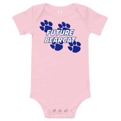 Future Bearcat Pink Onsie