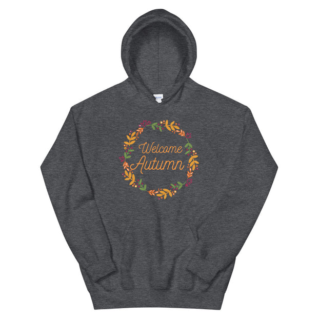 Welcome Autumn Unisex Hoodie