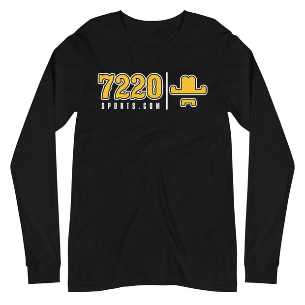 7220sports Gameday Unisex Long Sleeve Tee
