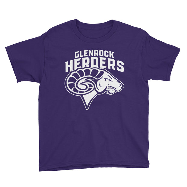 Traditional Glenrock Herders Youth Short Sleeve T-Shirt