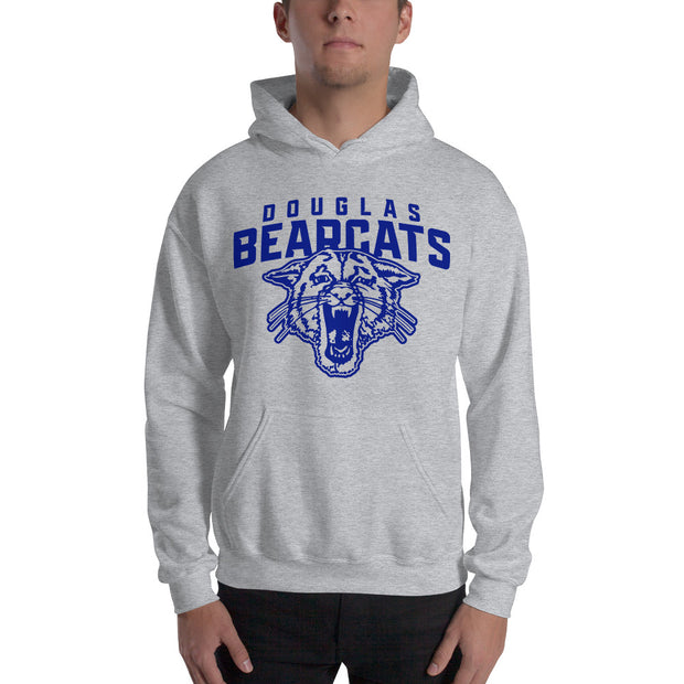Traditional Bearcat Hooded Sweatshirt
