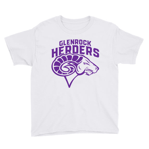 Traditional Glenock Herders Youth Short Sleeve T-Shirt