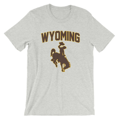 Traditional Wyoming Unisex T-Shirt