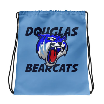 Action Bearcat Drawstring bag