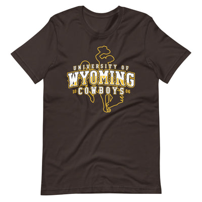 Classic University of Wyoming Unisex Shirt