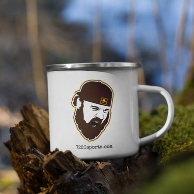 Cody 7220sports Enamel Mug