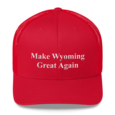 Make Wyoming Great Again