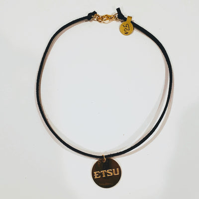 ETSU Suede Necklace - Beauty In Stone Jewelry