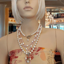 Load image into Gallery viewer, Big Pearl Drop Necklace