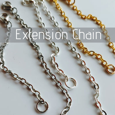 Extension Chain For Necklace - Beauty In Stone Jewelry