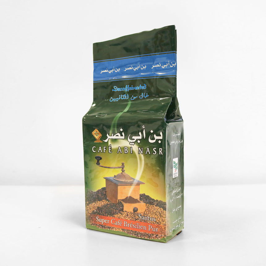 Classic Lebanese ground coffee - decaffeinated