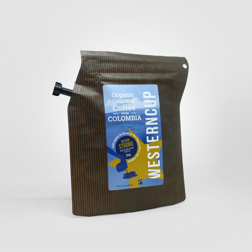 Brew in the bag - Single origin - Colombia