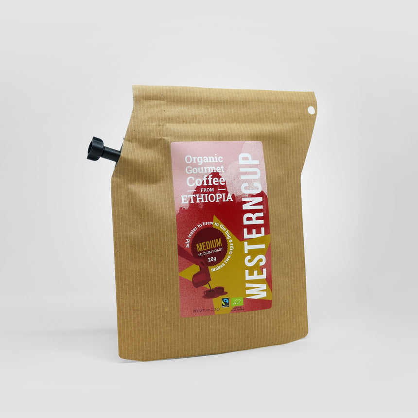 Brew in the bag - Ethiopia