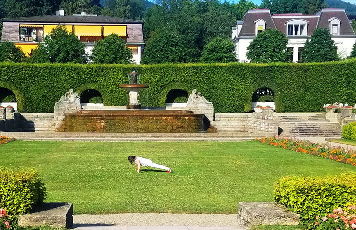 Dogs, Yoga and Baden Baden