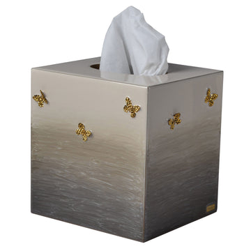 Elegant Bathroom Butterfly tissue boutique - breeze