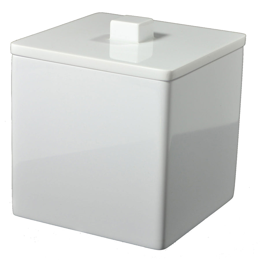 Corian Container - Contours Modern Bathroom Accessory