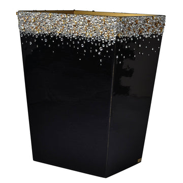 luxury wastebasket - duchess Decorative Bath Accessory