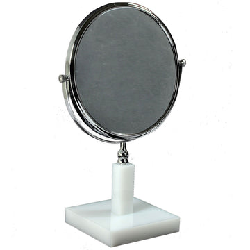 Ice Bath Magnifying Mirror
